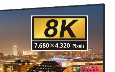 SHARP Announces Release of AQUOS 8K in Japan, China